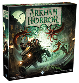 Fantasy Flight Games Arkham Horror Board Game Third Edition