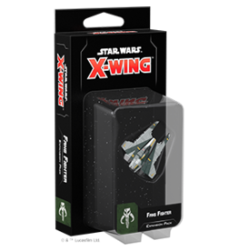 Fantasy Flight Games Star Wars X-Wing: 2nd Edition - Fang Fighter Expansion Pack