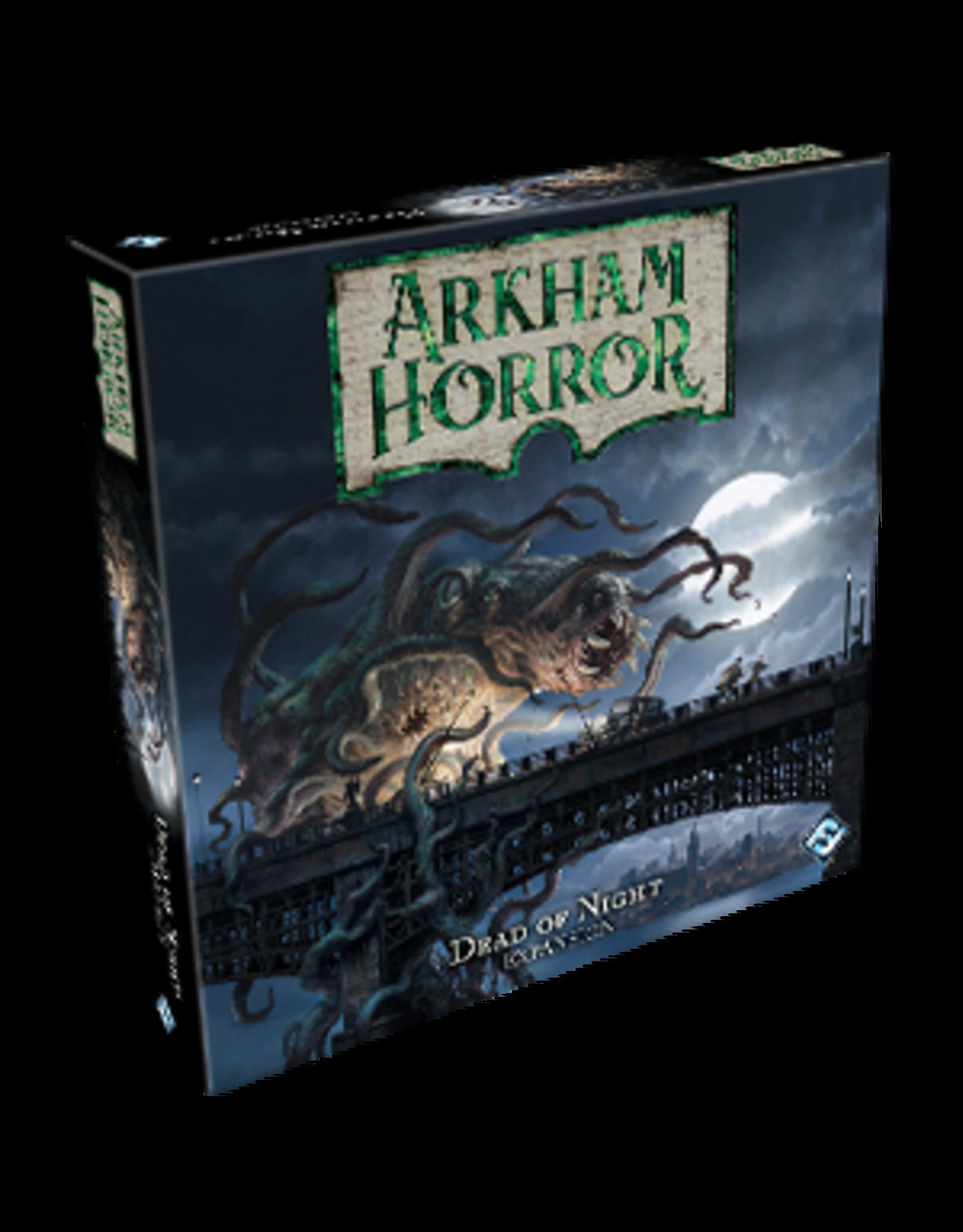 Fantasy Flight Games Arkham Horror Board Game 3rd Edition: Dead of Night