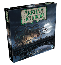 Fantasy Flight Games Arkham Horror Board Game 3rd Edition: Dead of Night