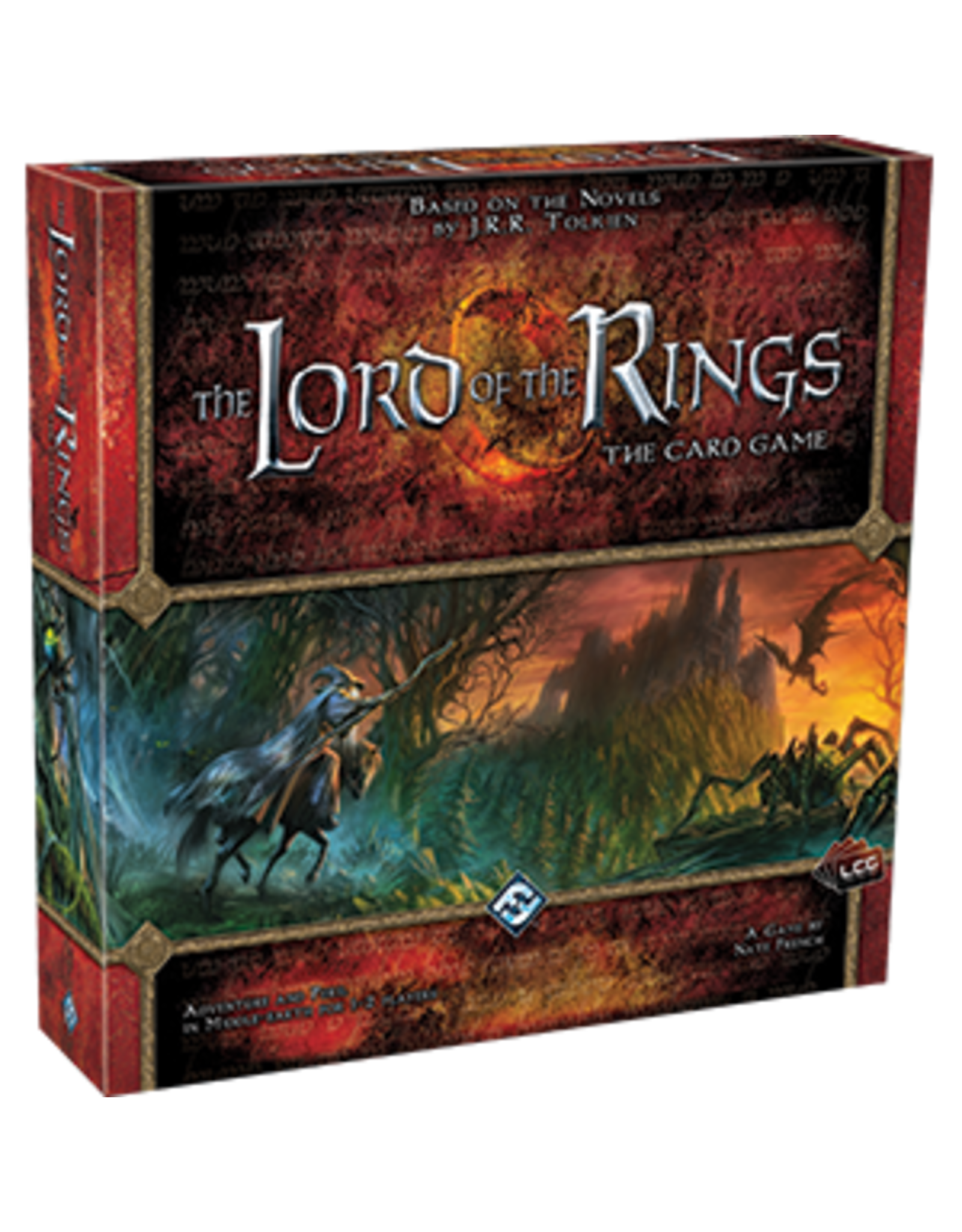 Fantasy Flight Games The Lord of the Rings LCG Core Set