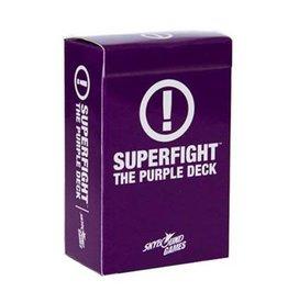 Skybound Games SUPERFIGHT: The Purple Deck
