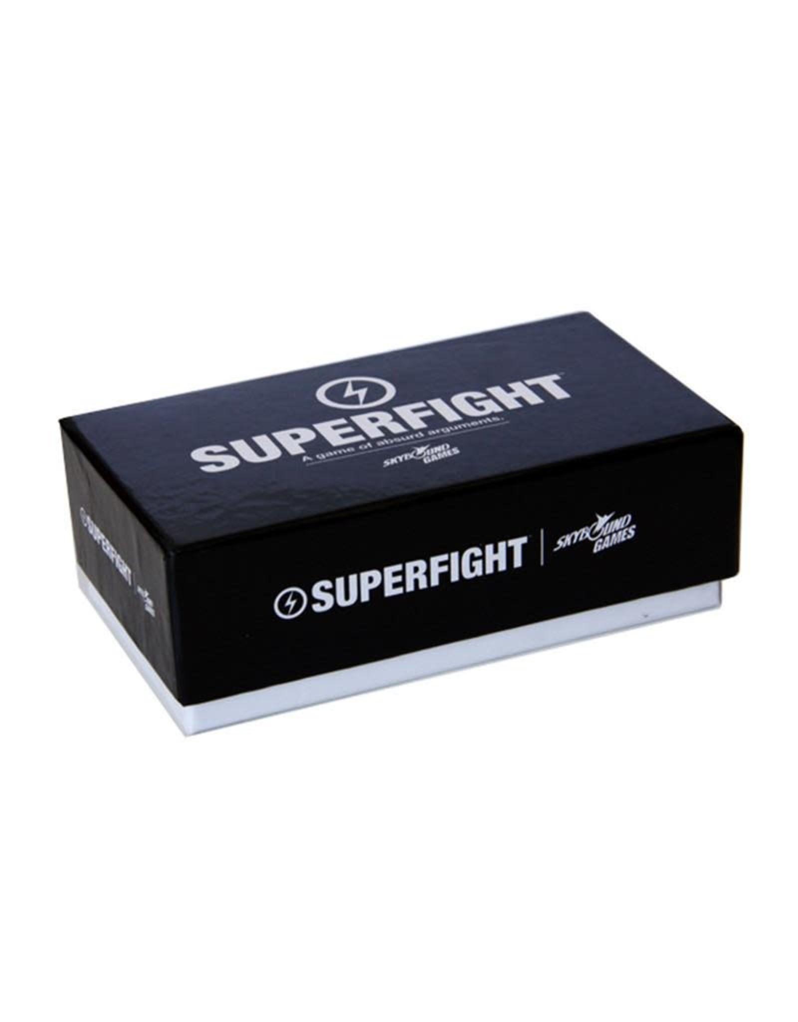 Skybound Games SUPERFIGHT: 500 Card Core Deck