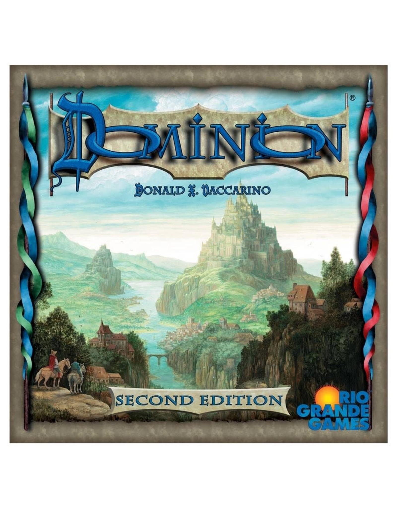 Rio Grande Games Dominion Base Set