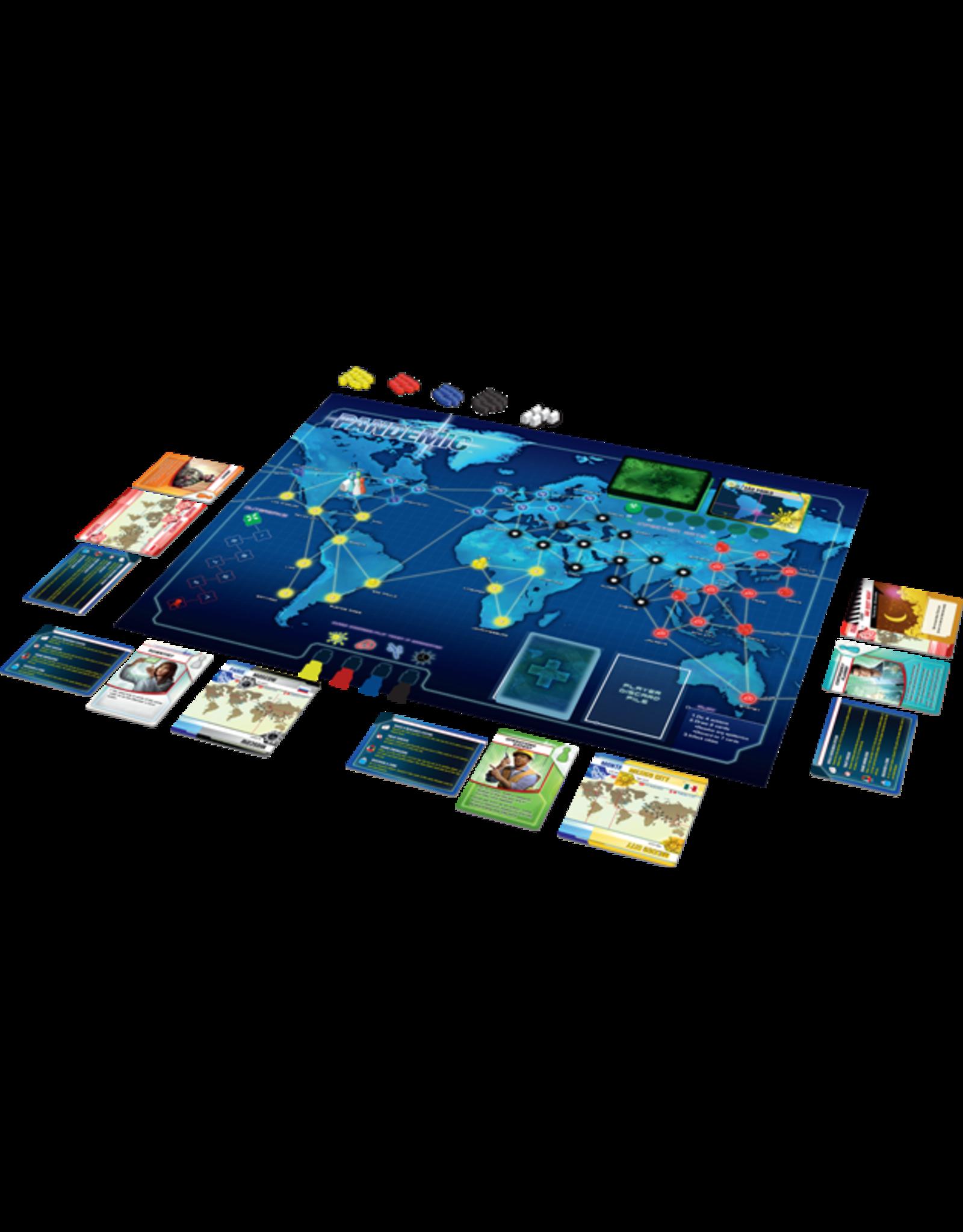 Z-Man Games Pandemic