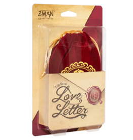 Z-Man Games Love Letter new edition (Clamshell)