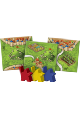Z-Man Games Carcassonne exp #9: Hills and Sheep