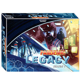 Z-Man Games Pandemic Legacy - Blue