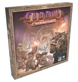Renegade Clank! The Mummy's Curse Expansion