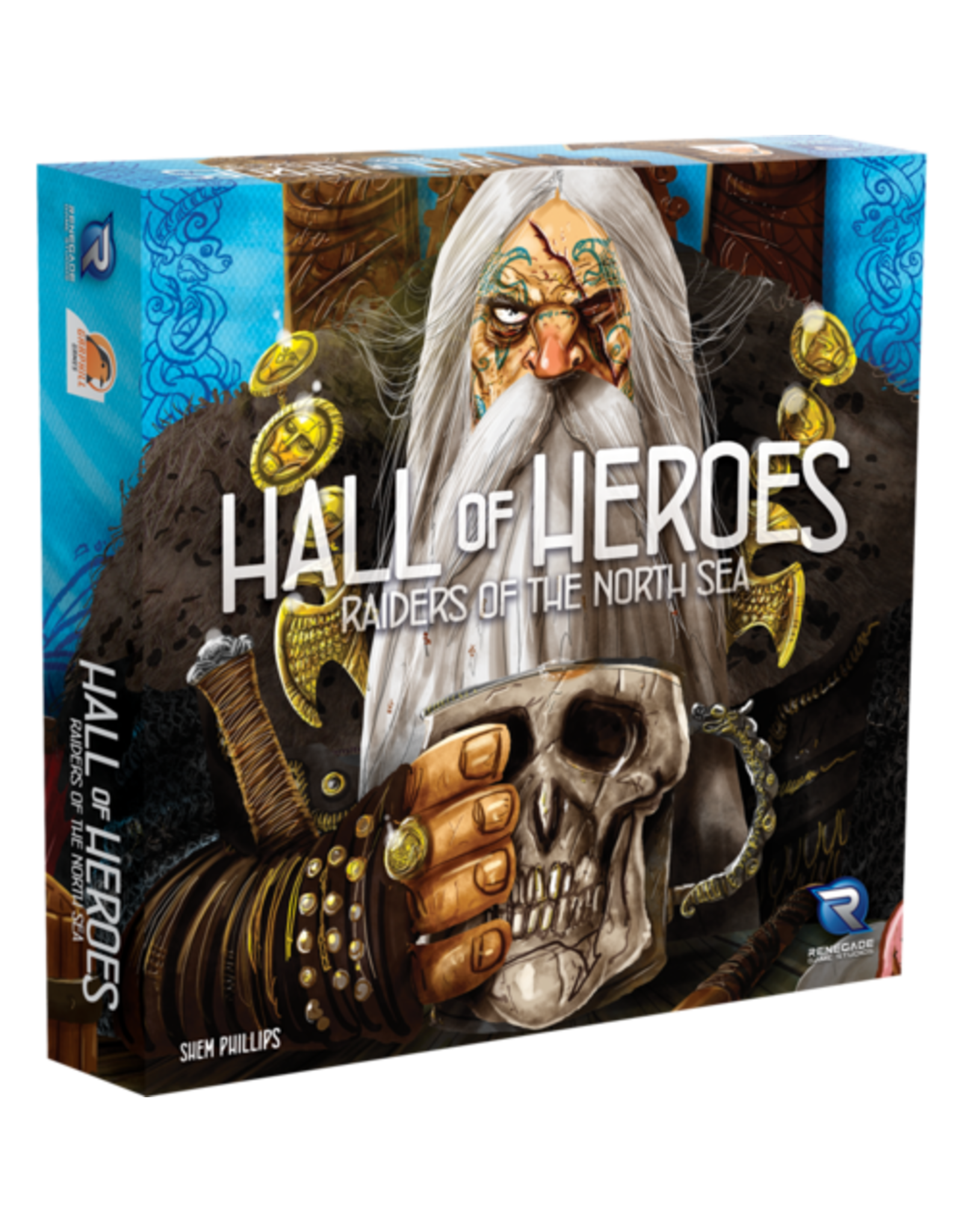 Renegade Raiders of the North Sea: Hall of Heroes