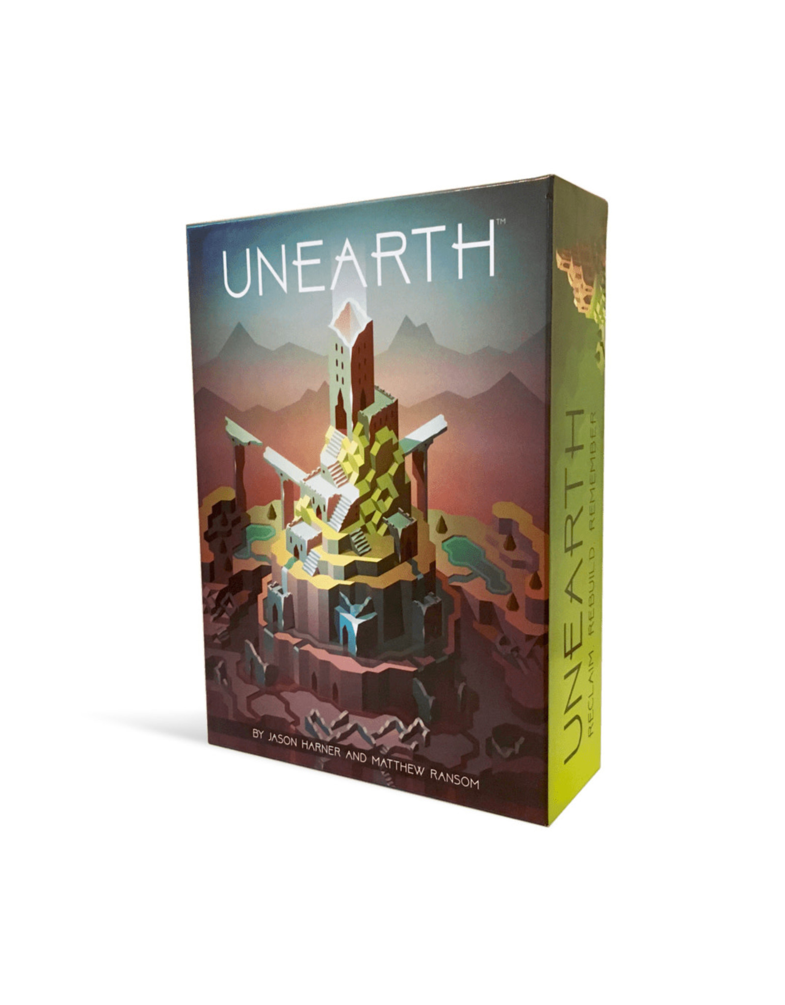 Brotherwise Games Unearth (board game)