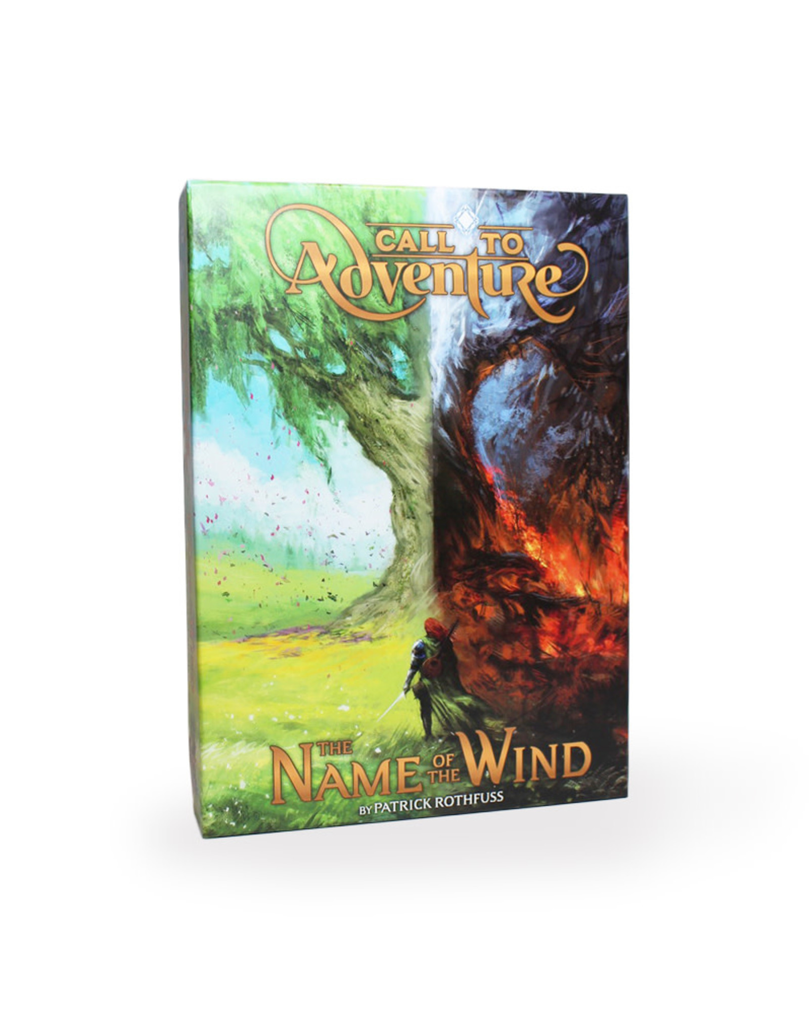 Brotherwise Games Call to Adventure: The Name of the Wind Expansion