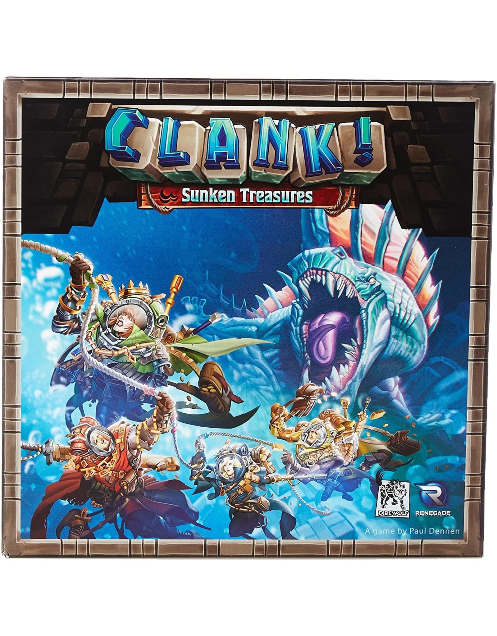 Renegade Clank! Sunken Treasures