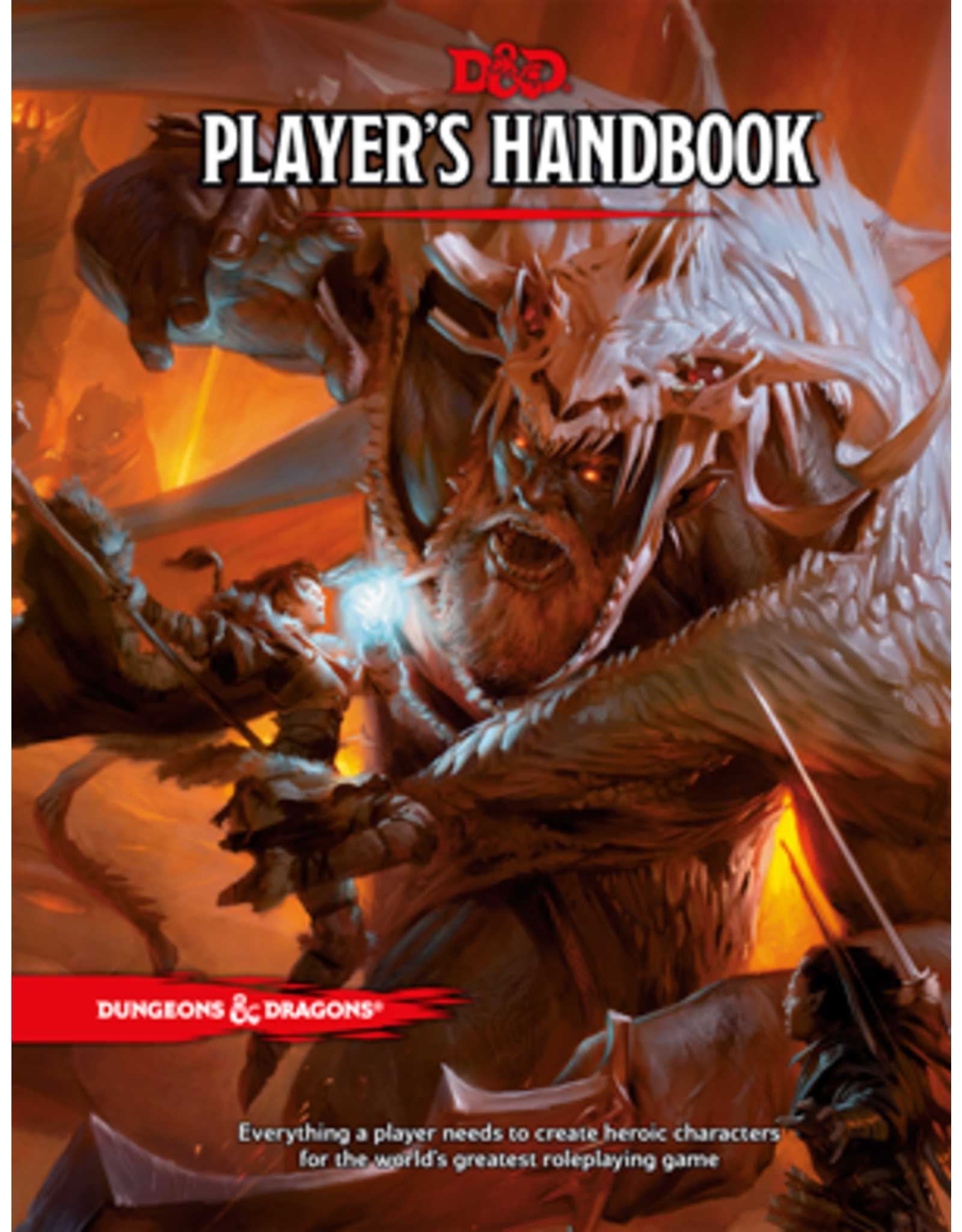 Wizards of the Coast D&D 5th Edition: Player's Handbook