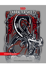 Wizards of the Coast D&D 5th Edition: Character Sheets