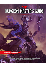 Wizards of the Coast D&D 5th Edition: Dungeon Master Guide