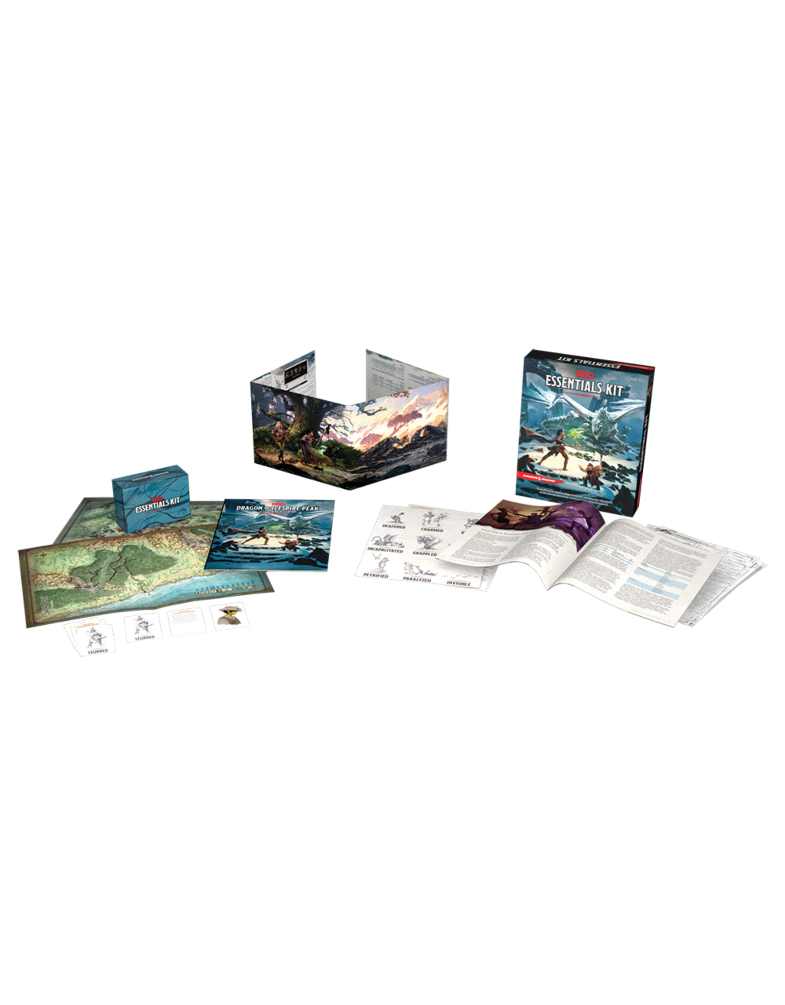 Wizards of the Coast D&D 5th Edition: Essentials Kit
