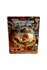 Wizards of the Coast D&D 5th Edition: Xanathar's Guide to Everything
