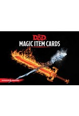 GaleForce Nine D&D 5th Edition: Magic Item Cards