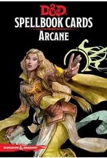 GaleForce Nine D&D 5th Edition: Spellbook Cards: Arcane