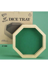 Koplow Games 10 inch Wood Dice Tray