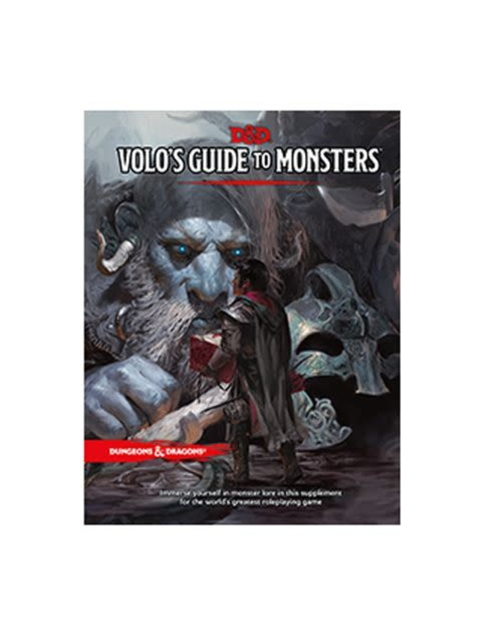 Wizards of the Coast D&D 5th Edition: Volo's Guide to Monsters