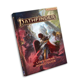 Paizo Pathfinder 2E: Lost Omens World Guide