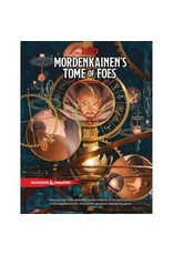 Wizards of the Coast D&D 5th Edition: Mordenkainen's Tome of Foes