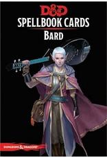 GaleForce Nine D&D 5th Edition: Spellbook Cards: Bard