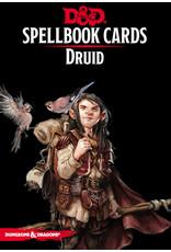 GaleForce Nine D&D 5th Edition: Spellbook Cards: Druid