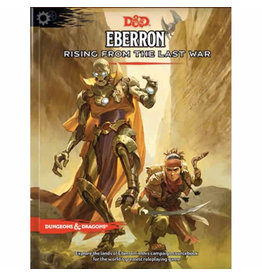 Wizards of the Coast D&D 5th Edition: Eberron: Rising from the Last War