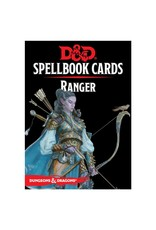 GaleForce Nine D&D 5th Edition: Spellbook Cards: Ranger