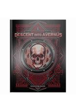 Wizards of the Coast D&D 5th Edition: Baldur's Gate - Descent into Avernus Alternate Cover