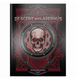 Wizards of the Coast D&D 5th Edition: Baldur's Gate - Descent into Avernus Alternate Cover