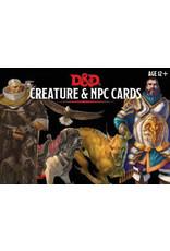 GaleForce Nine D&D 5th Edition: Creatures & NPC Cards (182 cards)
