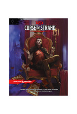 Wizards of the Coast D&D 5th Edition: Curse of Strahd