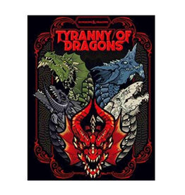 Wizards of the Coast D&D 5th Edition: Tyranny of Dragons Special Edition
