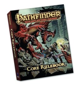 Paizo Pathfinder: Core Rulebook Pocket Edition