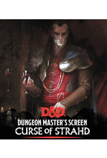 GaleForce Nine D&D: Curse of Strahd DM Screen