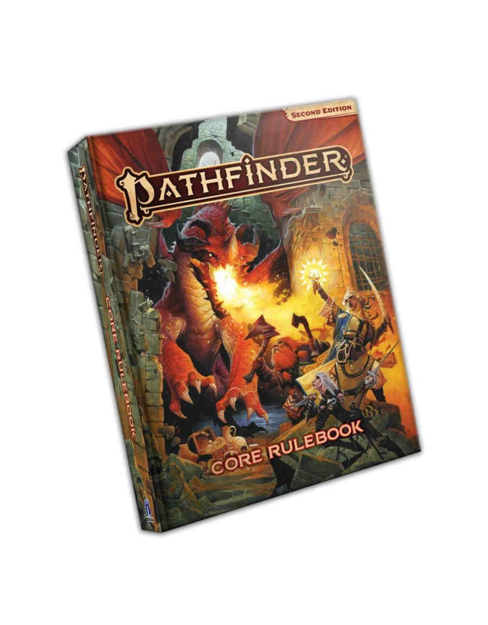 Paizo Pathfinder 2E: Core Rulebook