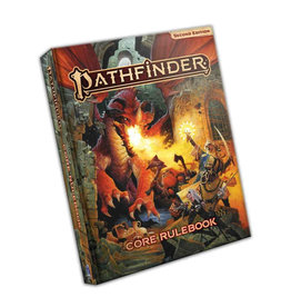 Paizo Pathfinder 2E: Core Rulebook