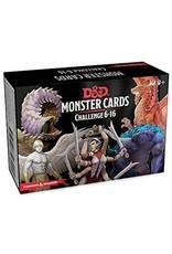GaleForce Nine D&D 5th Edition: Monster Cards - Challenge 6-16 Deck