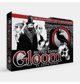 Atlas Games Gloom 2nd Edition
