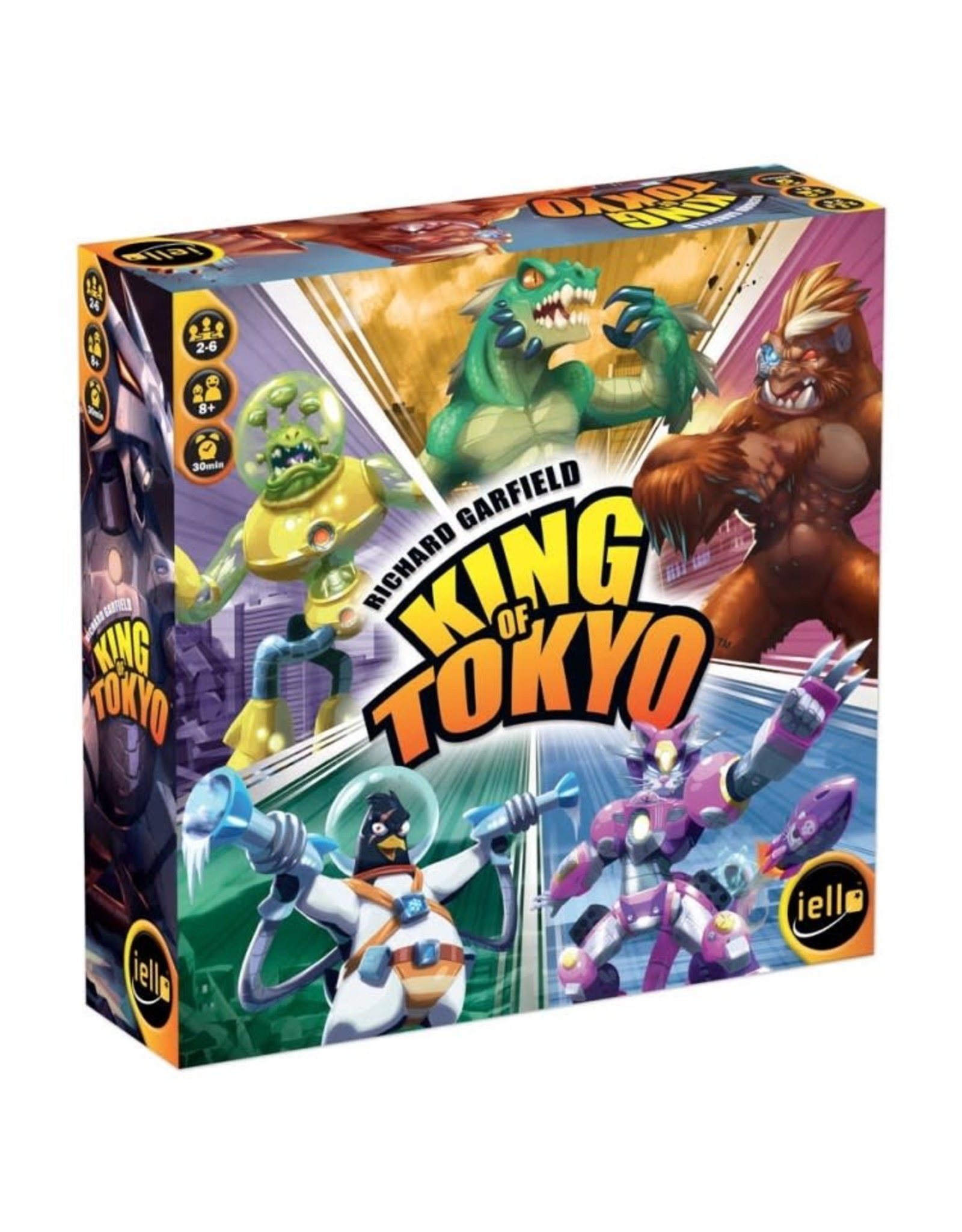 iello King of Tokyo (New Edition)
