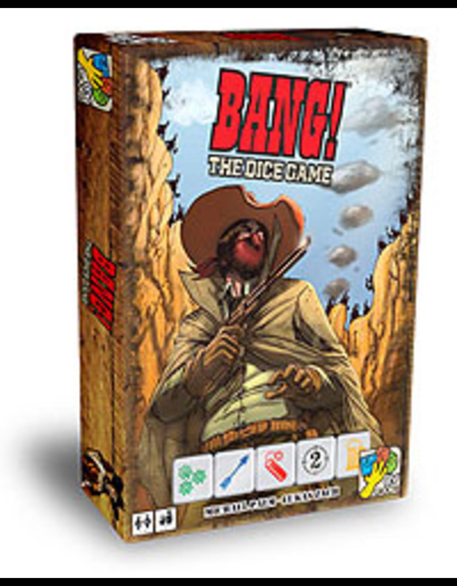 daVinci Games Bang! The Dice Game