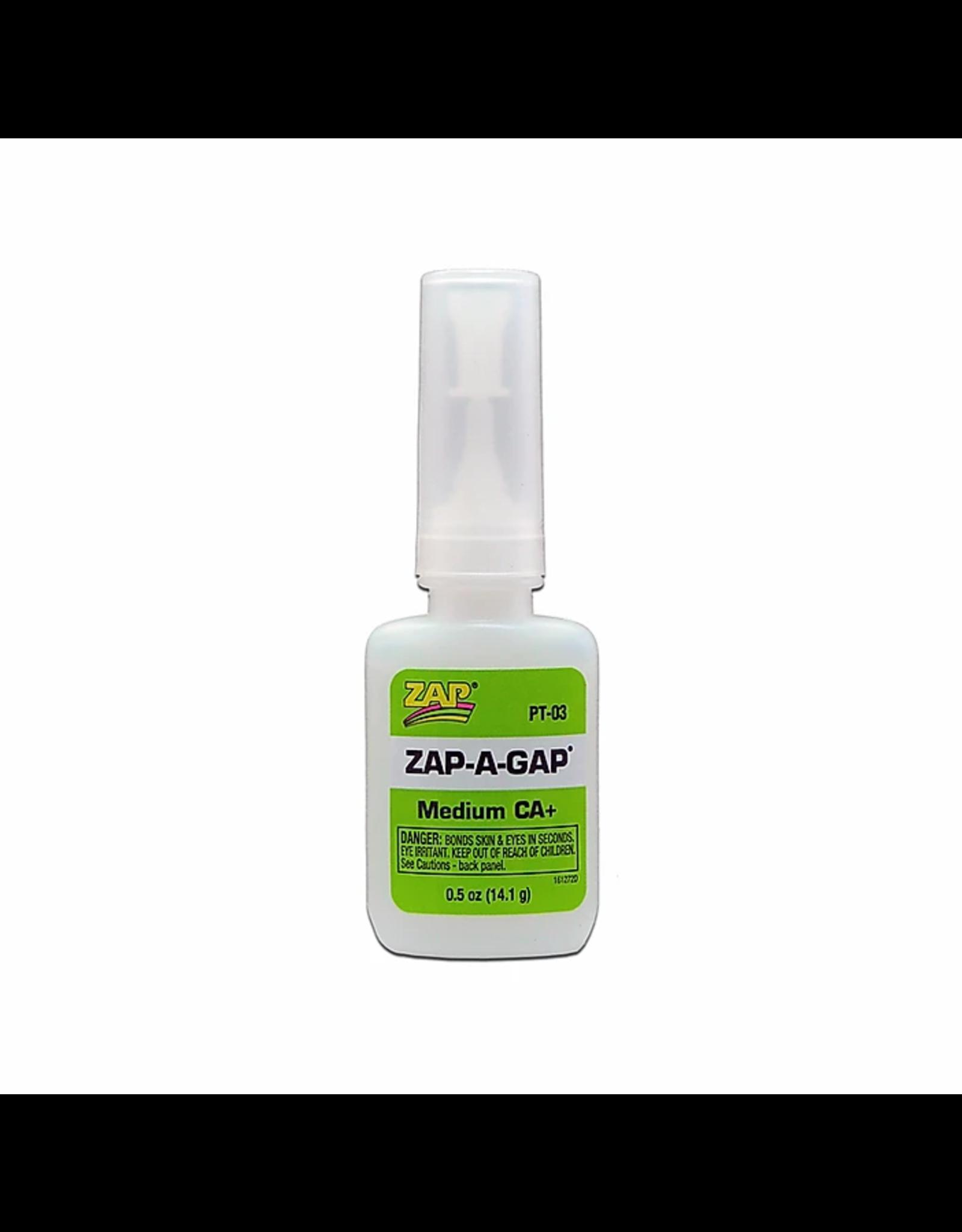 Zap Zap-A-Gap CA+ - 1/2oz