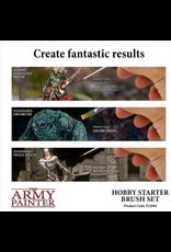 Army Painter Hobby Brush Starter Set