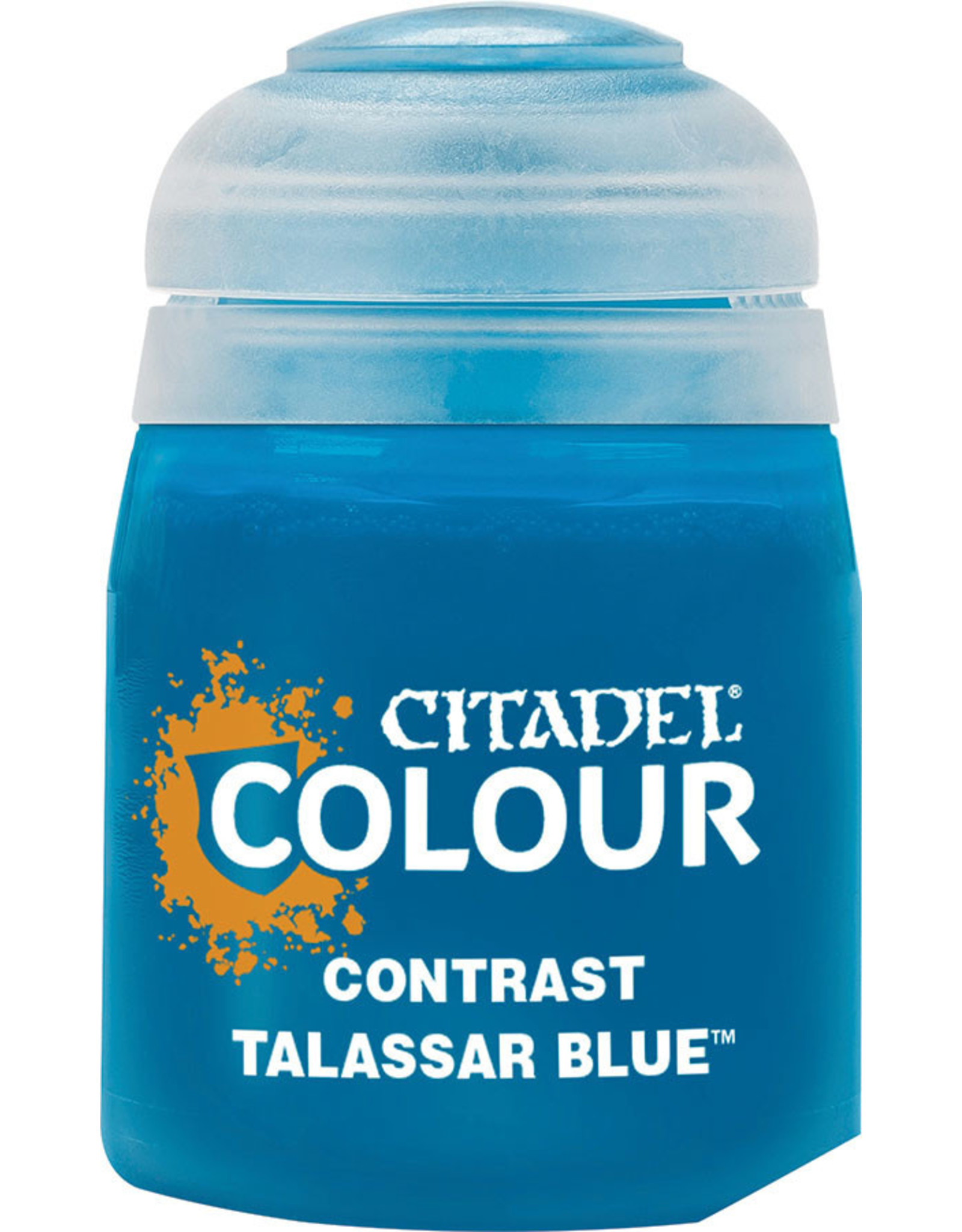 Games Workshop CONTRAST: TALASSAR BLUE (18ML)