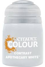 Games Workshop CONTRAST: APOTHECARY WHITE (18ML)