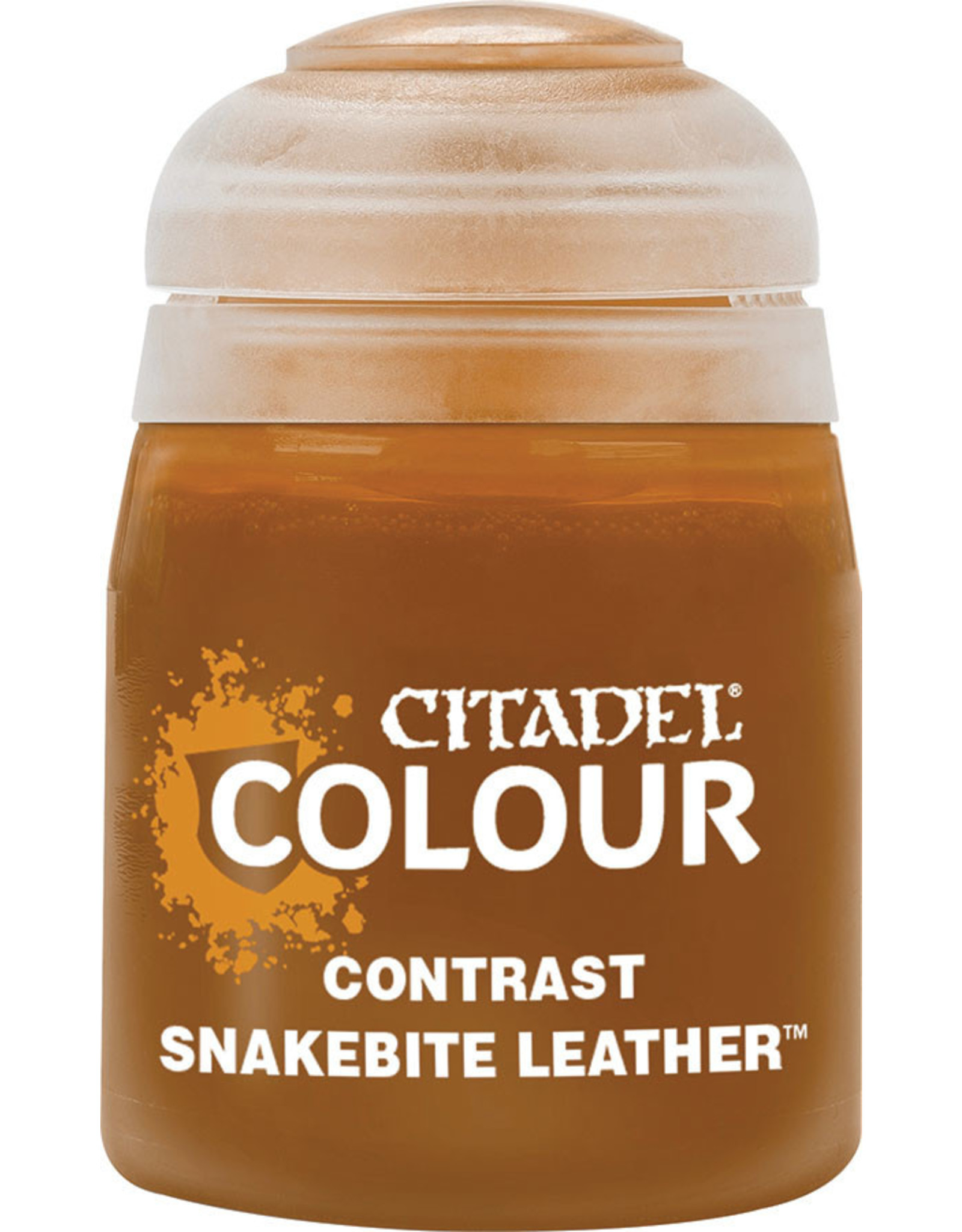 Games Workshop CONTRAST: SNAKEBITE LEATHER (18ML)
